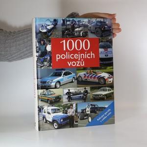 náhled knihy - 1000 policejních vozů