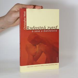 náhled knihy - Radostná zvesť o sexe v manželstve