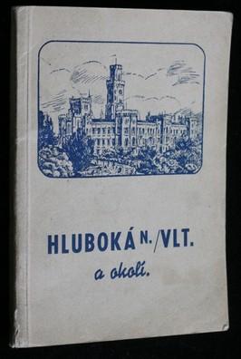 náhled knihy - Hluboká nad Vltavou a okolí