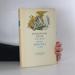 náhled knihy - Výlety pana Broučka I-III