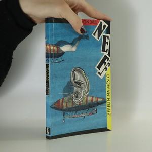 náhled knihy - Zepelín na měsíci