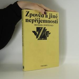 náhled knihy - Zpověď a jiné nepříjemnosti