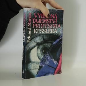 náhled knihy - Vybraná tajemství profesora Kesslera