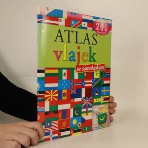 náhled knihy - Atlas vlajek se samolepkami