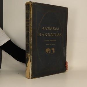 náhled knihy - Andrees Allgemeiner Handatlas