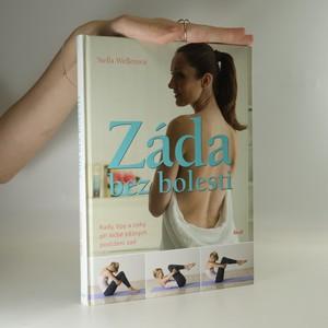 náhled knihy - Záda bez bolesti : rady, tipy a cviky při léčbě běžných postižení zad