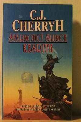 náhled knihy - Stárnoucí slunce. díl 1, Kesrith