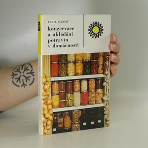 náhled knihy - Konzervace a ukládání potravin v domácnosti