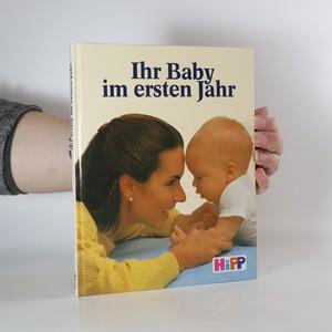 náhled knihy - Ihr Baby im ersten Jahr
