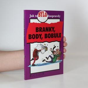 náhled knihy - Branky, body, bobule