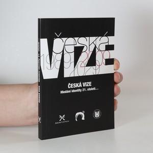 náhled knihy - Česká vize. Hledání identity 21. století...