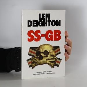 náhled knihy - SS-GB : brilantní obraz Británie okupované nacistickým Německem