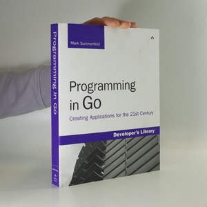 náhled knihy - Programming in Go