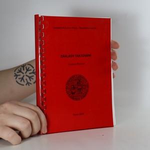 náhled knihy - Základy taktování
