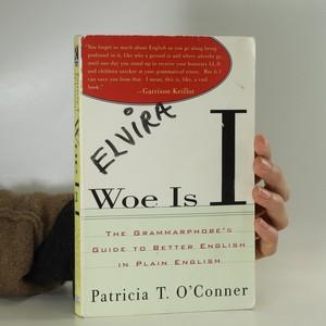 náhled knihy - Woe is I