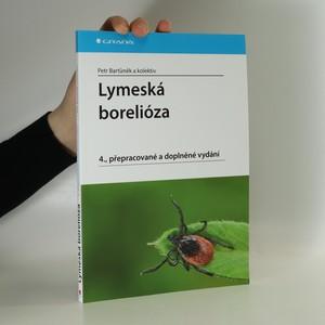 náhled knihy - Lymeská borelióza