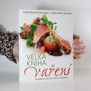 náhled knihy - Velká kniha vaření