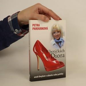 náhled knihy - V botičkách od Diora