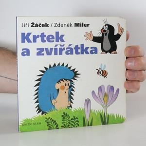 náhled knihy - Krtek a zvířátka