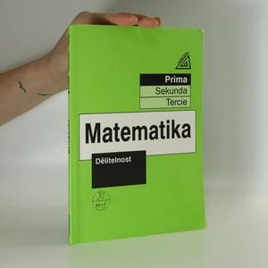 náhled knihy - Matematika. Prima. Dělitelnost