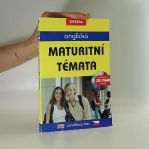 náhled knihy - Anglická maturitní témata. Zrcadlový text (včetně CD)