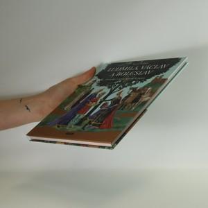 antikvární kniha Ludmila, Václav a Boleslav. Přemyslovci očima mnicha Kristiána, 2013