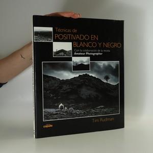 náhled knihy - Técnicas de Positivado en Blanco y Negro