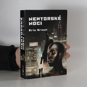 náhled knihy - Newyorské noci
