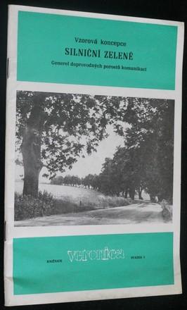 náhled knihy - Vzorová koncepce silniční zeleně, Generel doprovodných porostů komunikací