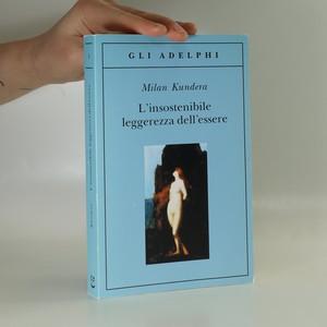 náhled knihy - L'insostenibile leggerezza dell'essere