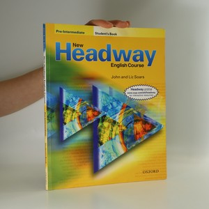 náhled knihy - New Headway english course