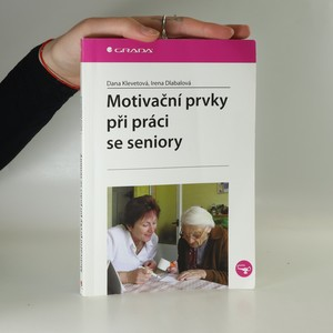 náhled knihy - Motivační prvky při práci se seniory