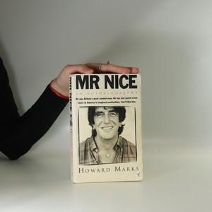 náhled knihy - Mr Nice