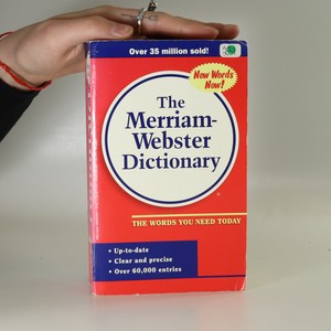 náhled knihy - The Merriam-Webster Dictionary