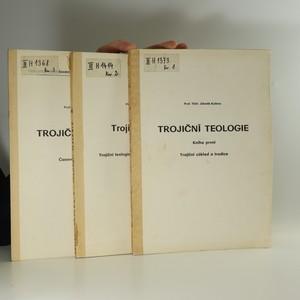 náhled knihy - Trojiční teologie. 1. - 3. kniha. (3 svazky)