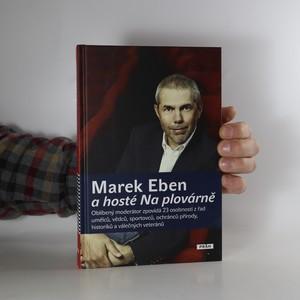 náhled knihy - Marek Eben a hosté Na plovárně