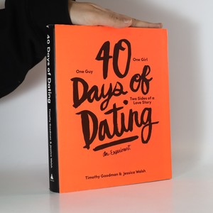 náhled knihy - 40 days of dating