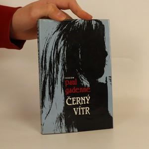 náhled knihy - Černý vítr
