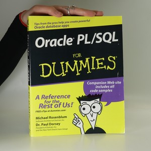 náhled knihy - Oracle PL/SQL For Dummies