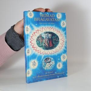 náhled knihy - Srímad Bhágavátam : zpěv první