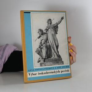 náhled knihy - Výbor československých pověstí
