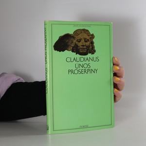 náhled knihy - Únos Proserpiny