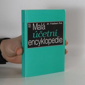 náhled knihy - Malá účetní encyklopedie