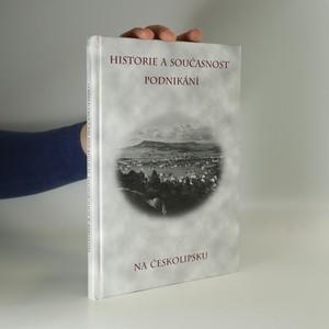 náhled knihy - Historie a současnost podnikání na Českolipsku