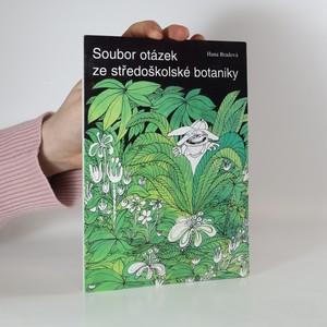 náhled knihy - Soubor otázek ze středoškolské botaniky