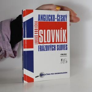 náhled knihy - Anglicko-český slovník frázových sloves