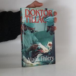 náhled knihy - Doktor Tillac (slovensky)