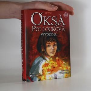 náhled knihy - Oksa Pollocková. Vyvolená