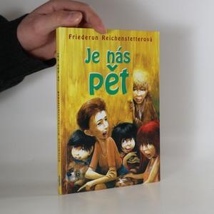 náhled knihy - Je nás pět