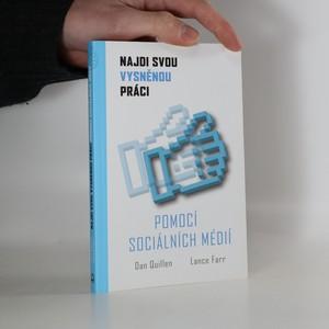 náhled knihy - Najdi svou vysněnou práci pomocí sociálních médií